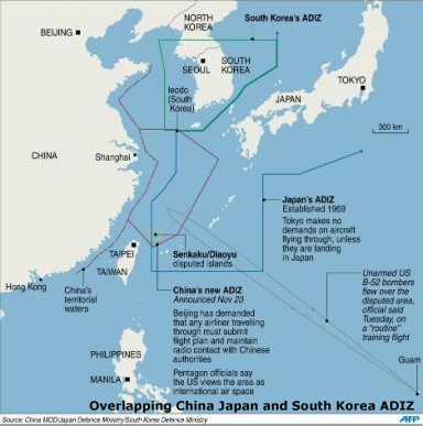 Cause and Effect of the ADIZ over East China Sea  Institute for