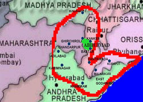 Shiv P Yadav asked Naxals have created a Red Corridor a narrow
