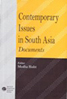 Contemporary Issues in South Asia - Documents