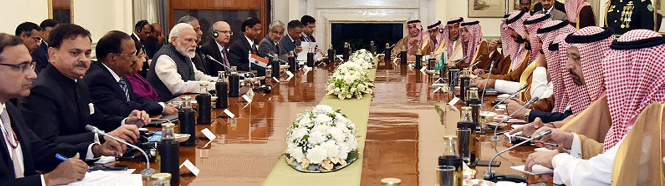 Mohammed bin Salman walks the India-Pakistan tightrope
