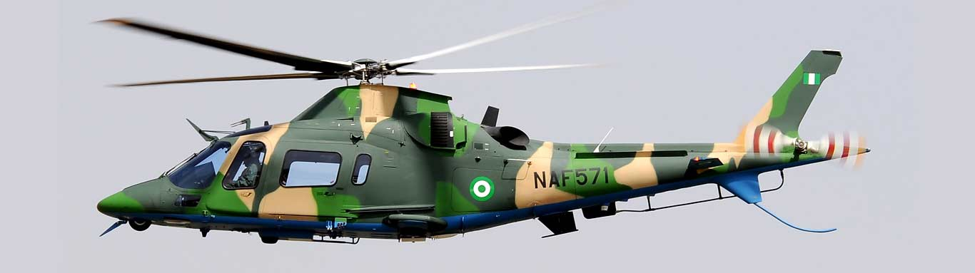 Nigerian Air Force and COIN Operations | Institute for