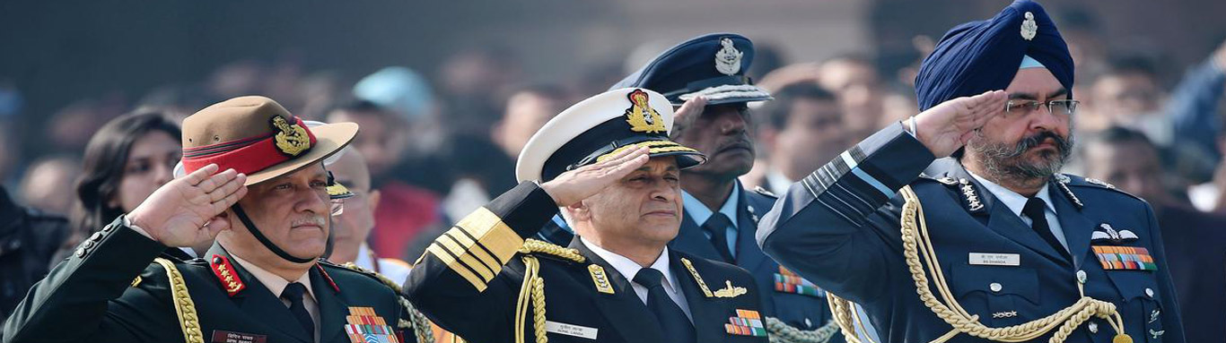 Appointment of Chief of Defence Staff: A Historic Decision